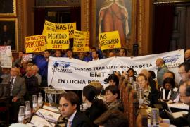 La dimisión de los regidores de UM consolida la mayoría del PP en el Ajuntament de Palma