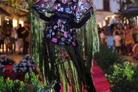 Marisa Cela presenta en el centro de Ibiza su colección otoño invierno 2017-2018