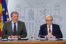 El Gobierno interviene las cuentas del Govern catalán