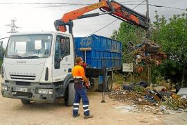El Consistorio de Llucmajor impone 175 sanciones por verter residuos