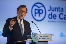 Rajoy advierte: «Nos van a obligar a lo que no queremos llegar»