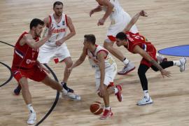 España jugará con Rusia por el bronce y Eslovenia se enfrentará a Serbia en la final