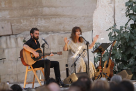 El huracán Irma retrasa el concierto de Maria del Mar Bonet en el Principal