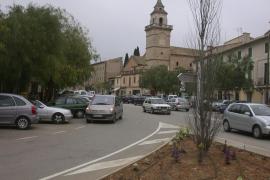 Santa Maria del Camí, segunda localidad de España donde más ha llovido este viernes
