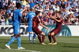 Denis Suárez desatasca al Barcelona