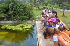 El Parc Natural de Llevant se consolida como un espacio de educación ambiental