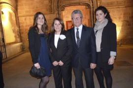 El Govern entrega el premio Cornelius Atticus 2010 a Joan Seguí