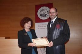 La Academia de Jurisprudencia entrega el Premio Luis Pascual González a Felio Bauzá