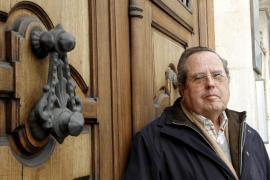 """Josep Bauzà i Pizà: """"Entre profesor y alumno debe existir una cortés distancia"""""""