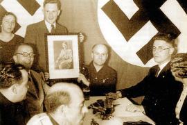 La influencia nazi en Mallorca, al desnudo