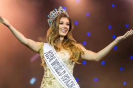 Eli Tulián, representante de Baleares, se corona Miss World Spain 2017