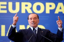 Berlusconi asegura que hará campaña electoral por Forza Italia pese a su inhabilitación