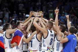 La fe de Eslovenia le lleva a ganar su primer título europeo