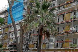 Los constructores de Balears prevén una caída de su actividad después del invierno