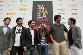 Marcos Cabotá debuta en el Festival de Cine Español de Málaga con 'Amigos', su primer filme