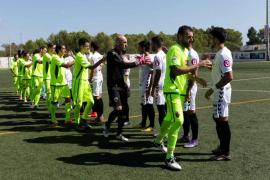 El partido entre la Peña Deportiva y el Elche, en imágenes (Fotos: Daniel Espinosa).