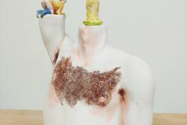 El arte de Nauzet Mayor recala en la Nit de l'Art 2017 de la Galería Fran Reus