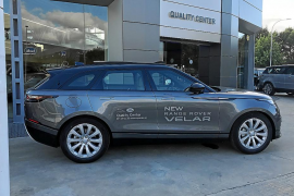 El Range Rover Velar ya está disponible en Quality Center