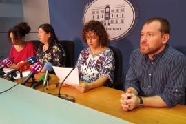 MÉS tilda de «neofascista» la cumbre del PP en la que participará Rajoy en Palma