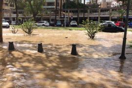 ¿Por qué se inunda Palma cuando llueve?