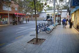 Noguera se acerca «de primera mano» a las necesidades de los vecinos de Pere Garau