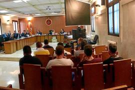 Una banda de narcos reconoce en un juicio que introdujo hachís en Mallorca