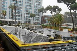 El 17 % de hoteles de Calvià tiene licencia para efectuar reformas este invierno