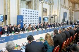 La coalición internacional mantendrá la presión en Libia hasta echar a Gadafi