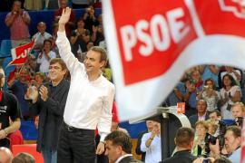 Zapatero hará campaña en Balears y el PSIB dice que les «ayudará» a ganar