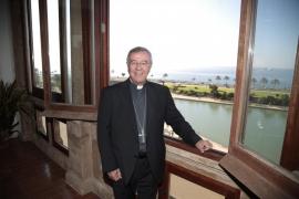 Sebastià Taltavull será nombrado este martes obispo de Mallorca