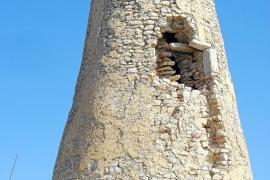 Madrid concede 65.729 euros para salvar la Talaia Nova del Cap Vermell