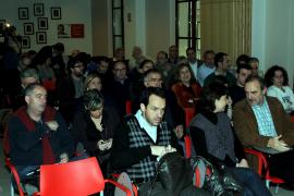 Reunión de la Ejecutiva del PSIB-PSOE