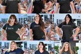 Nueve chicas sin ningún complejo aspiran al título de Miss Curvys