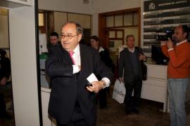 Verger denuncia en el  'caso Puertos'  que recibió presiones políticas