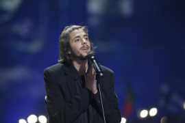 El ganador de Eurovisión Salvador Sobral, ingresado en estado grave