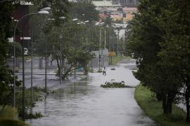 El gran huracán María tiene un potencial devastador como el de Irma