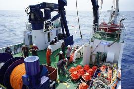 Los expertos estudian un drástico cambio en las aguas profundas del Mediterráneo desde 2005