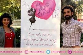 El Banc de Sang anima a donar porque es «un acto de amor»
