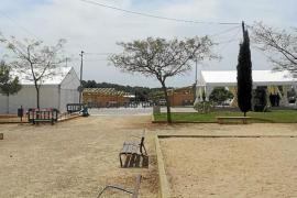 Los vecinos de Sant Marçal recurren la construcción del recinto ferial