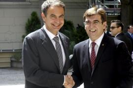 Antich saca pecho por Zapatero, cita  sus logros y evita polemizar con el PP