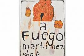 Melvin Martínez expone en la Nit de l'art 2017 de la Galería Xavier Fiol