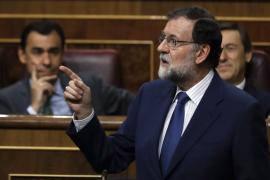 Rajoy justifica los registros en la Generalitat porque un juez los ha ordenado para cumplir la ley