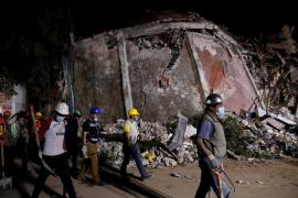 Una mallorquina en el terremoto de México: «Ha sido terrible. Tremendo»