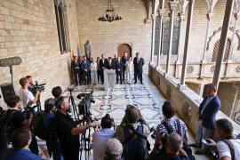 El Govern mantiene el referéndum tras la suspensión e intervención 'de facto' del autogobierno en Cataluña