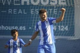 Kike López, sancionado con seis partidos tras su expulsión ante el Lleida