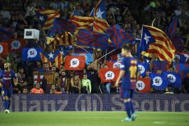 El FC Barcelona defiende en un comunicado el derecho a decidir