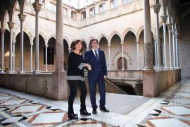 Los representantes de Baleares instan al diálogo para solucionar el conflicto en Cataluña