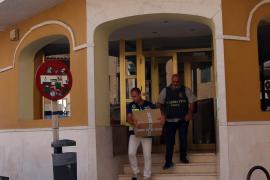 Detenidos otros 6 miembros de una banda dedicada a los hurtos en Mallorca