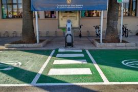 Movilidad presenta un proyecto al fondo del impuesto turístico para financiar puntos de recarga eléctrica