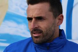 Esteban Muñoz: «Como balearico que soy el partido contra el Mallorca será especial»